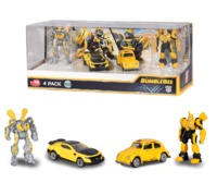 Transformers: Metal Mini 4-Pack - Bumblebee
