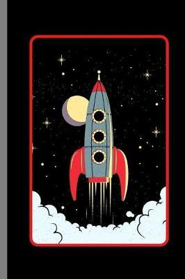 Rocketship Outerspace by Queen Lovato image
