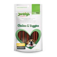 Vitapet: Jerhigh Chicken and Veggies (100g)