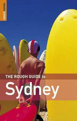 The Rough Guide to Sydney by Margo Daly image