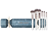Nude by Nature: Vibrant 6 Piece Brush Collection Bon Bon