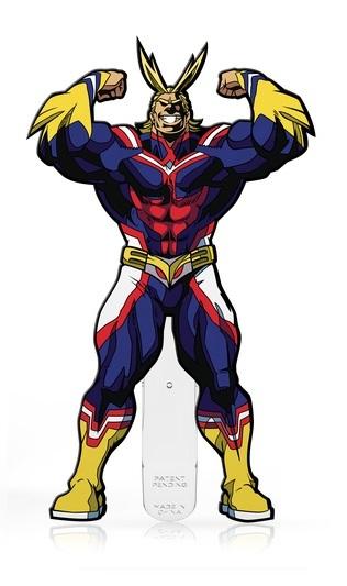 My Hero Academia: All Might (Flex) (#327) - Collectors FiGPiN