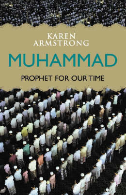 Muhammad: Prophet for Our Time by Karen Armstrong image