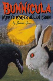 Bunnicula Meets Edgar Allan Crow by James Howe image