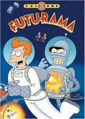 Futurama - Season 3 Disc 1 on DVD