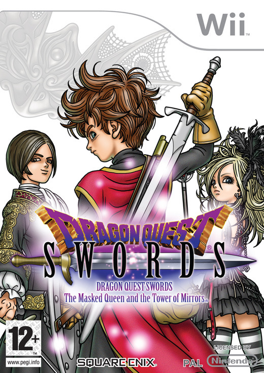 Dragon Quest: Swords for Wii