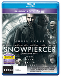 Snowpiercer on Blu-ray, UV