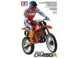 Tamiya 1/12 scale Honda CR-450R Model Kit