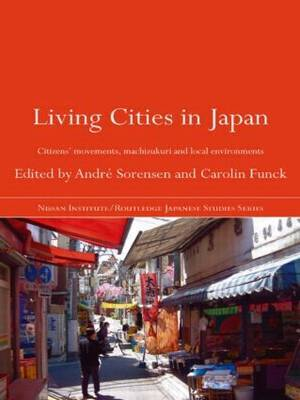 Living Cities in Japan image