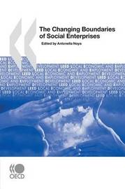 Local Economic and Employment Development (LEED) The Changing Boundaries of Social Enterprises by OECD Publishing image