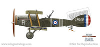 Wingnut Wings 1/32 Bristol F.2b Fighter Model Kit image