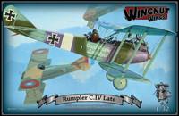 Wingnut Wings 1/32 Rumpler C.IV Late Model Kit
