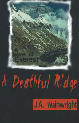 A Deathful Ridge by J.A. Wainwright image