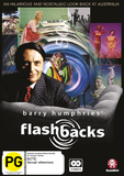 Barry Humphries' Flashbacks - The Complete Series on DVD