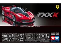 Tamiya Ferrari FXX K 1/24 Kitset Model