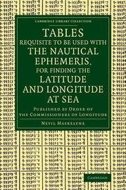 Cambridge Library Collection - Mathematics by Nevil Maskelyne