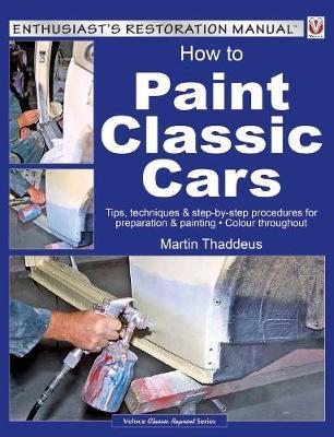 How to Paint Classic Cars by Martin Thaddeus image