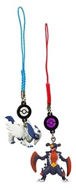 Pokemon: Mega Garchomp vs Mega Absol - Dangler 2-Pack