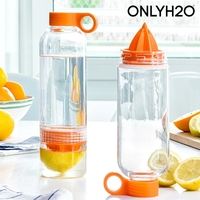 Only-H2O: Fresh Sensations - Infusion Bottle With Juicer (550ml)