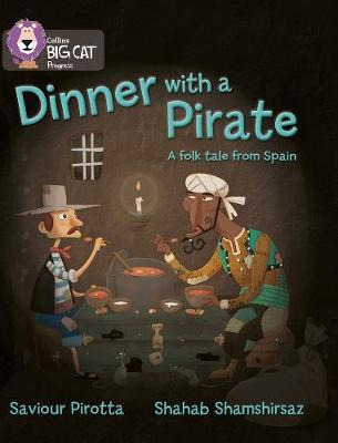 Dinner with a Pirate by Saviour Pirotta image