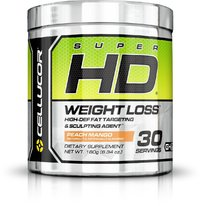 Cellucor SuperHD Xtreme Fat Burner - Peach Mango (30 Serves)