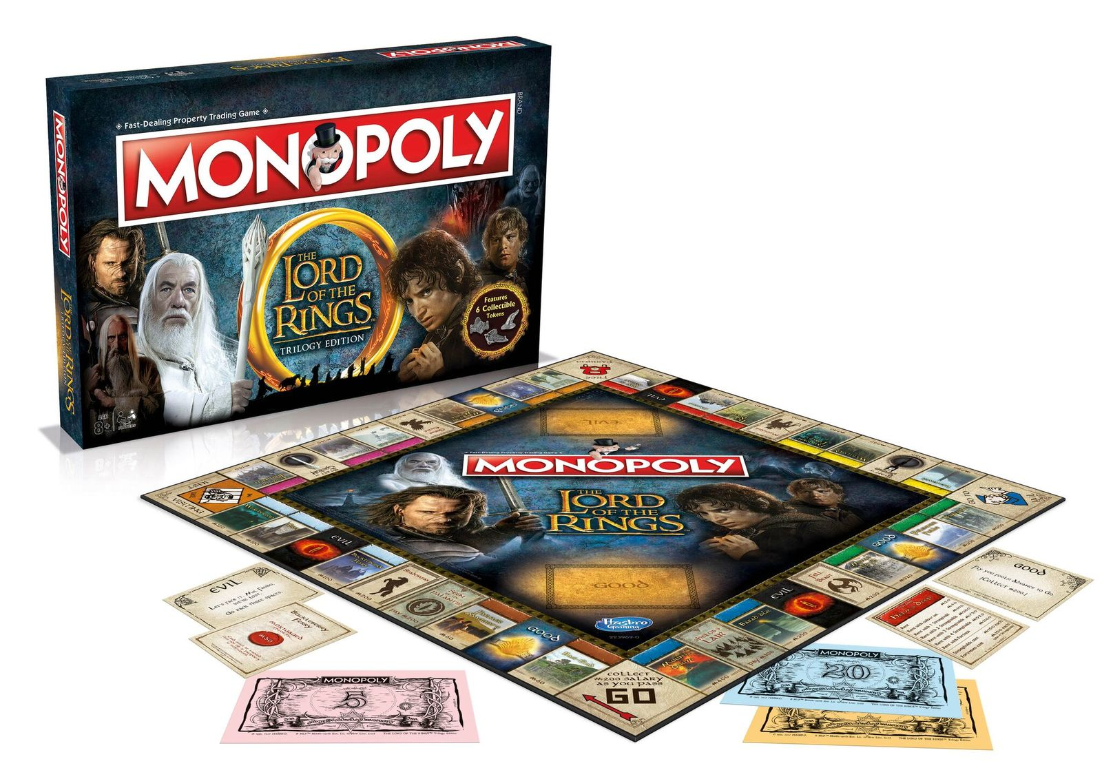 Monopoly: Lord of the Rings image