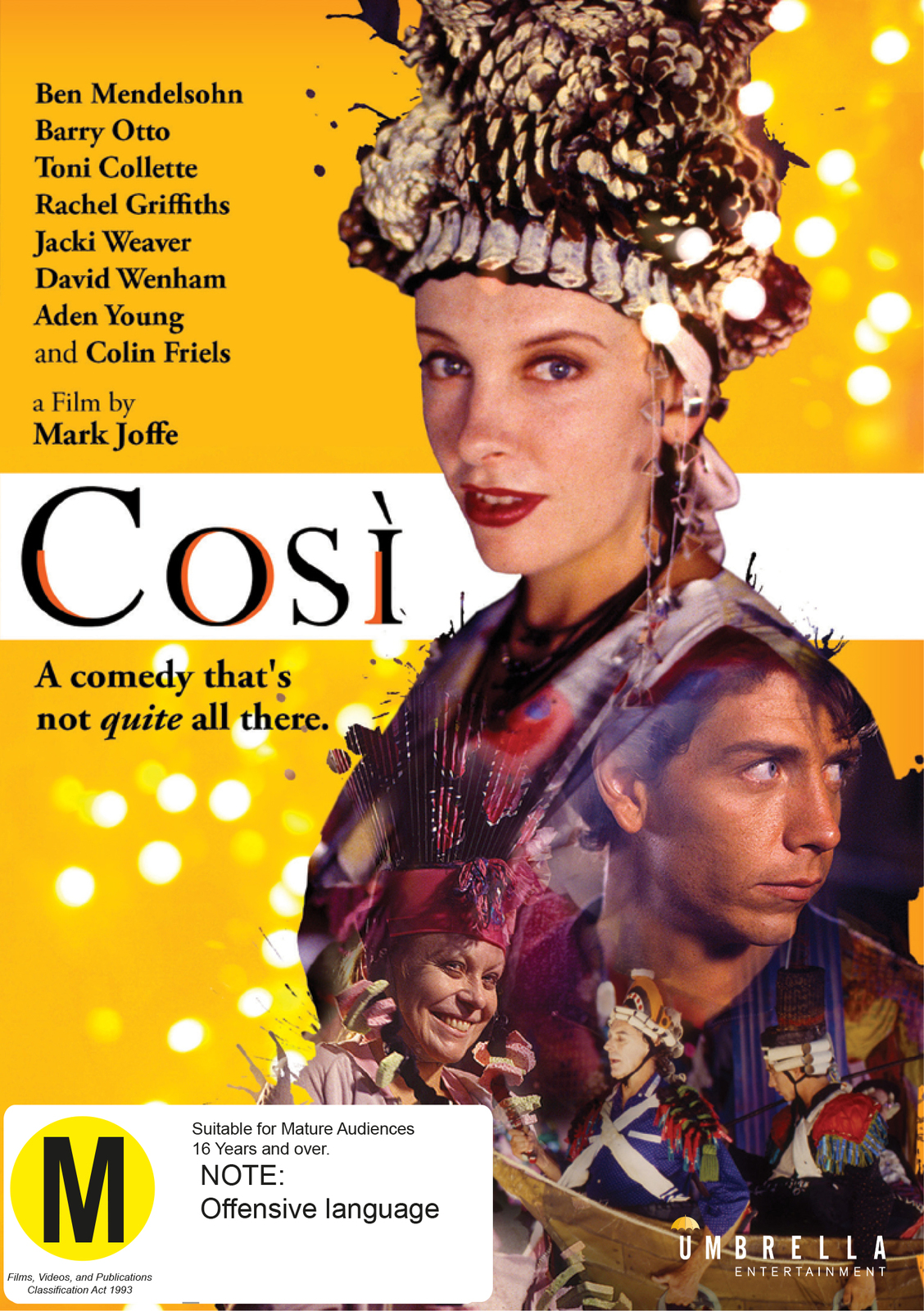 Cosi on DVD image
