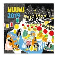Muumi 2019 Wall Calendar