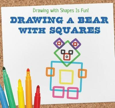 Drawing a Bear with Squares by Jo Marie Anderson