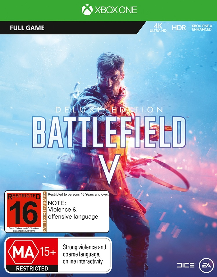 Xbox One S 1TB Battlefield V Console Bundle for Xbox One image