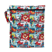 Bumkins: Wet Bag - Superman