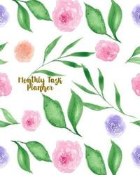 Monthly Task Planner by Fern Perry