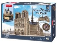 Cubic Fun: Architecture Expert - Notre Dame De Paris