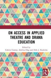 On Access in Applied Theatre and Drama Education image