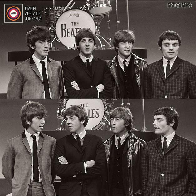 Live In Adelaide June 12th 1964 by The Beatles