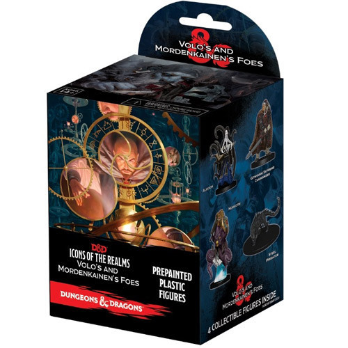 Dungeons and Dragons Mordenkainens & Volos Booster Pack