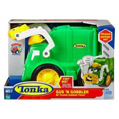 Tonka Chuck and Friends - Gus my Talking Garbage Truck. image