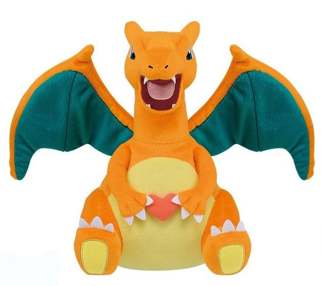 Pokemon: Mogu Mogu Time: Charizard - Plush