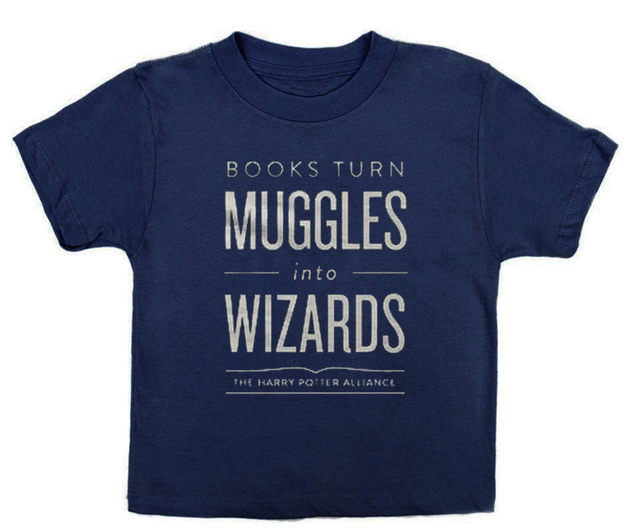 Books Turn Muggles Into Wizards Kids 6 Yr