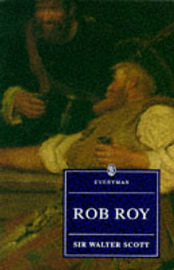 Rob Roy by Sir Walter Scott image