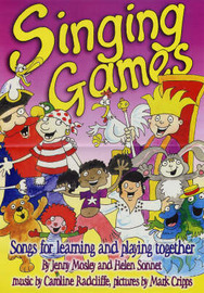 Singing Games by Jenny Mosley