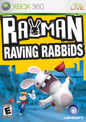 Rayman: Raving Rabbids for Xbox 360