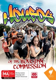 Housos - Series 1 on DVD