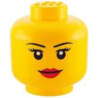 LEGO Storage Head Small (Girl)