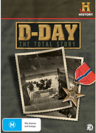 D-Day: The Total Story on DVD
