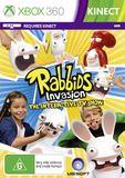 Rabbids Invasion: The Interactive TV Show for Xbox 360