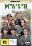MASH - Complete Season 4 Collection (3 Disc Set) (New Packaging) DVD