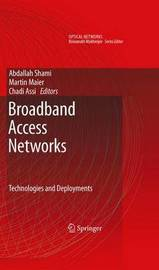 Broadband Access Networks image