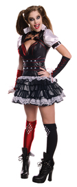 Arkham Knight Harley Quinn Costume (Small)