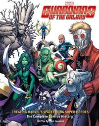 Guardians of the Galaxy by Mark Sumerak